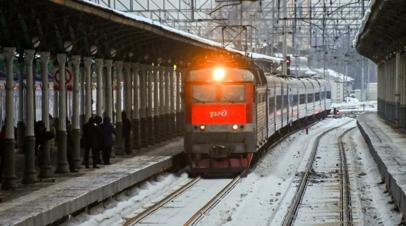 В Белоруссии заявили о расширении ж/д сообщения с Россией