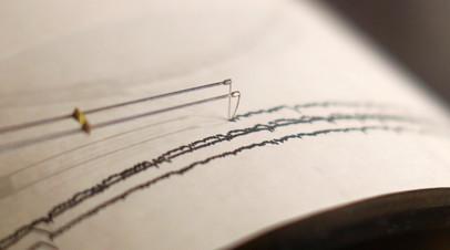 Землетрясение магнитудой 4,0 зафиксировано в Турции