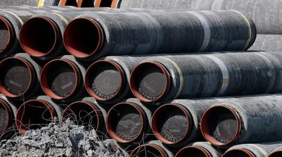 «Газпром» считает обоснованным участие ФРГ в вопросе транзита через Украину