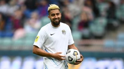 «Сочи» забил первый в своей истории мяч в еврокубках