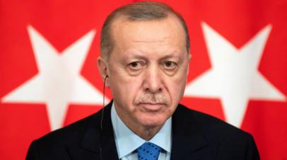 В Турции заявили, что Эрдоган вскоре привьётся от коронавируса