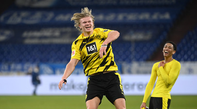 Райола считает, что футболист «Боруссии» Холанд станет одной из главных звёзд десятилетия