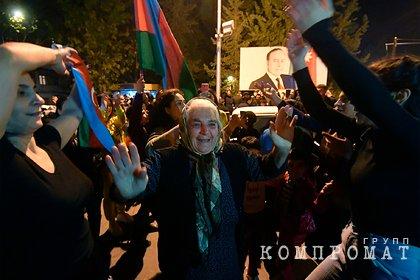 Путин дал оценку мирному соглашению по Карабаху