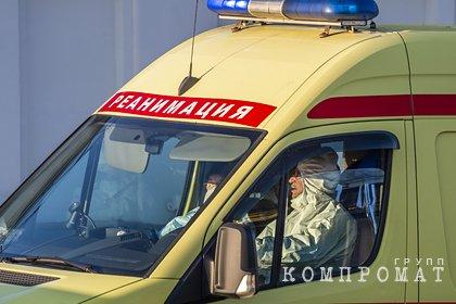 В России шестеро детей погибли в аварии с КамАЗом