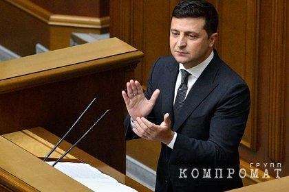 В Госдуме ответили на слова Зеленского о войне в Европе из-за Крыма
