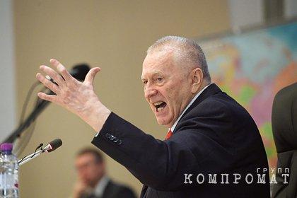 Жириновский предложил вернуть в Россию миллионы русских