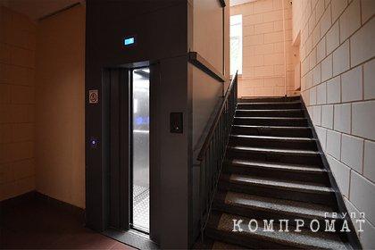В Подмосковье рухнул лифт с тремя пассажирами