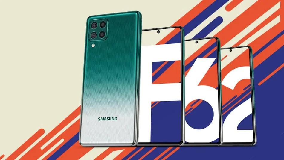 Обои со смартфона Samsung Galaxy F62 уже можно скачать