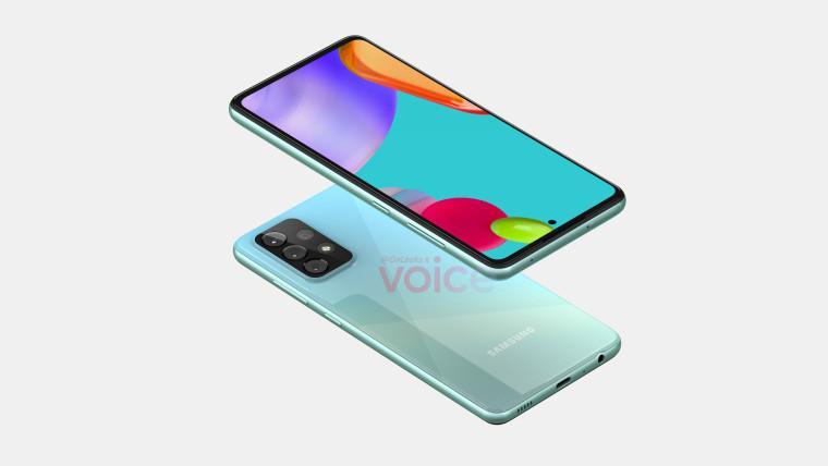 Samsung Galaxy A52 5G может оказаться уже со 120 Гц экраном