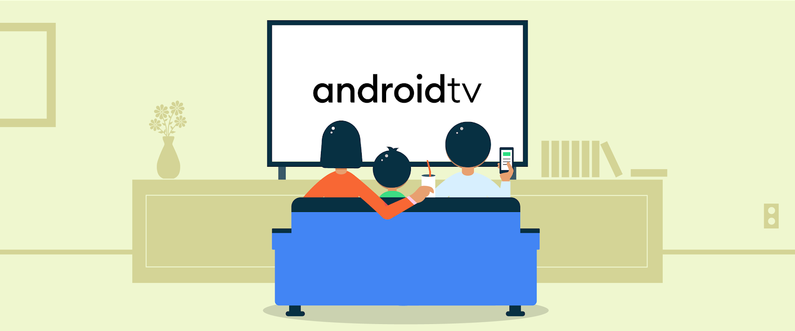 Google выпустил Android 11 Developer Preview для Android TV