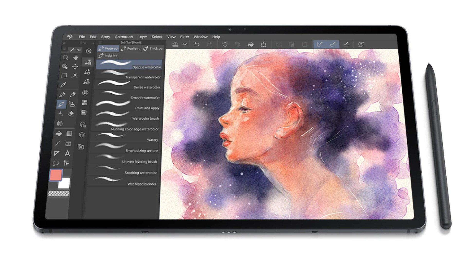 Samsung Galaxy Tab S7 FE: упрощённая версия Galaxy Tab S7+ с экраном на 12.4″, чипом Snapdragon 750G и стилусом S Pen за 649 евро