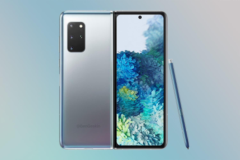 Samsung начала тизерить складной смартфон Galaxy Z Fold 2: ждём анонс 5 августа вместе с Galaxy Note 20 и Galaxy Buds Live