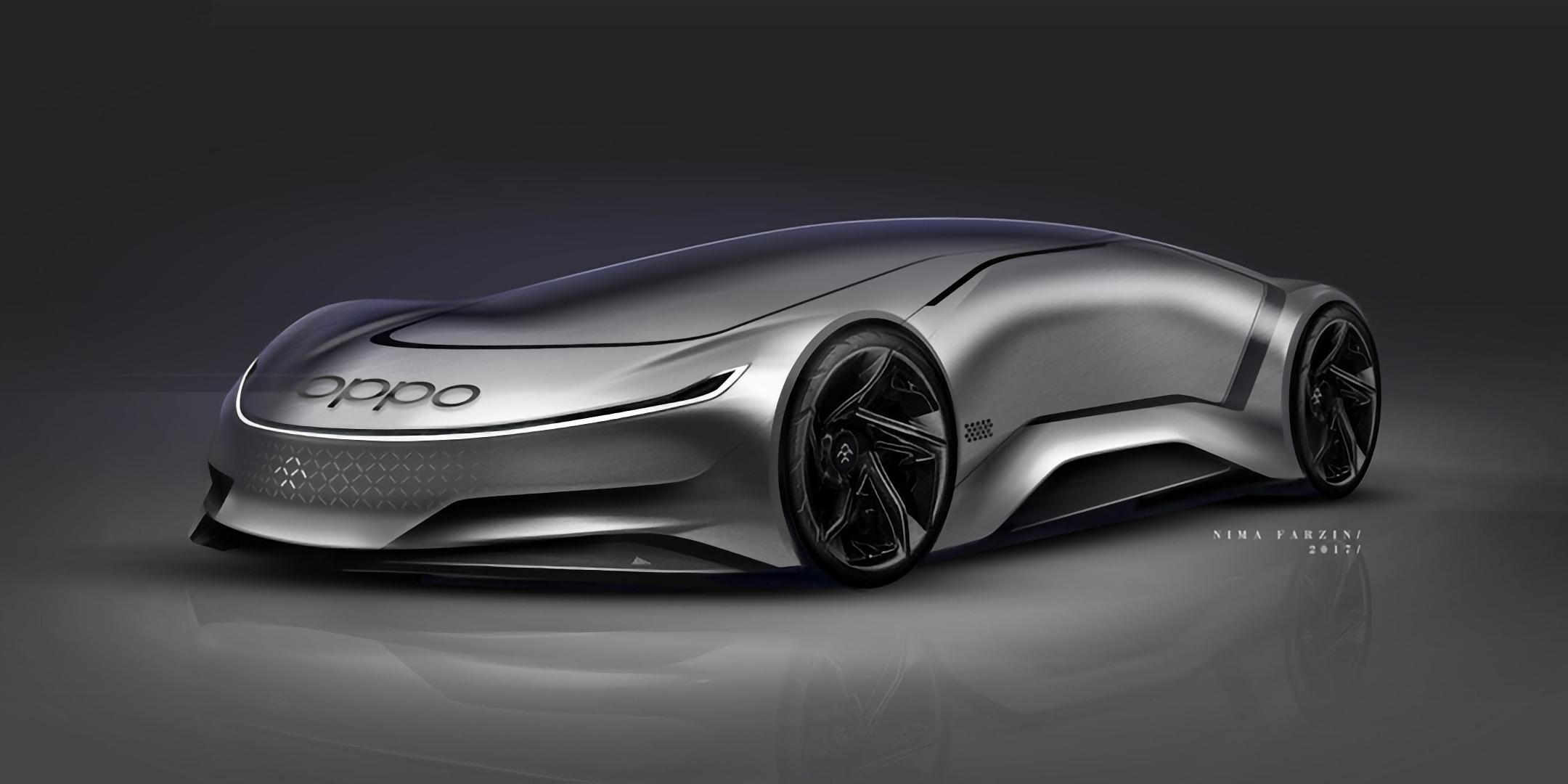 Вслед за Xiaomi: компания OPPO тоже собирается выпускать в будущем электромобили