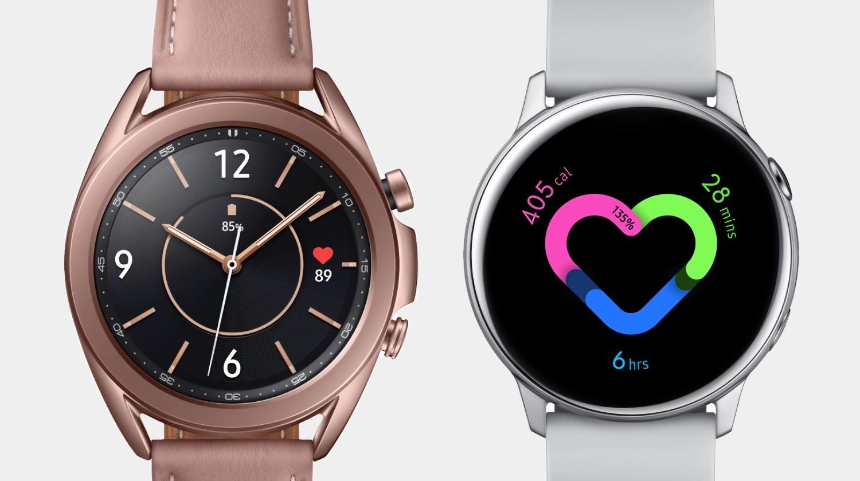 Инсайдер: Samsung выпустит смарт-часы Galaxy Watch 4 и Galaxy Watch Active 4 во втором квартале этого года