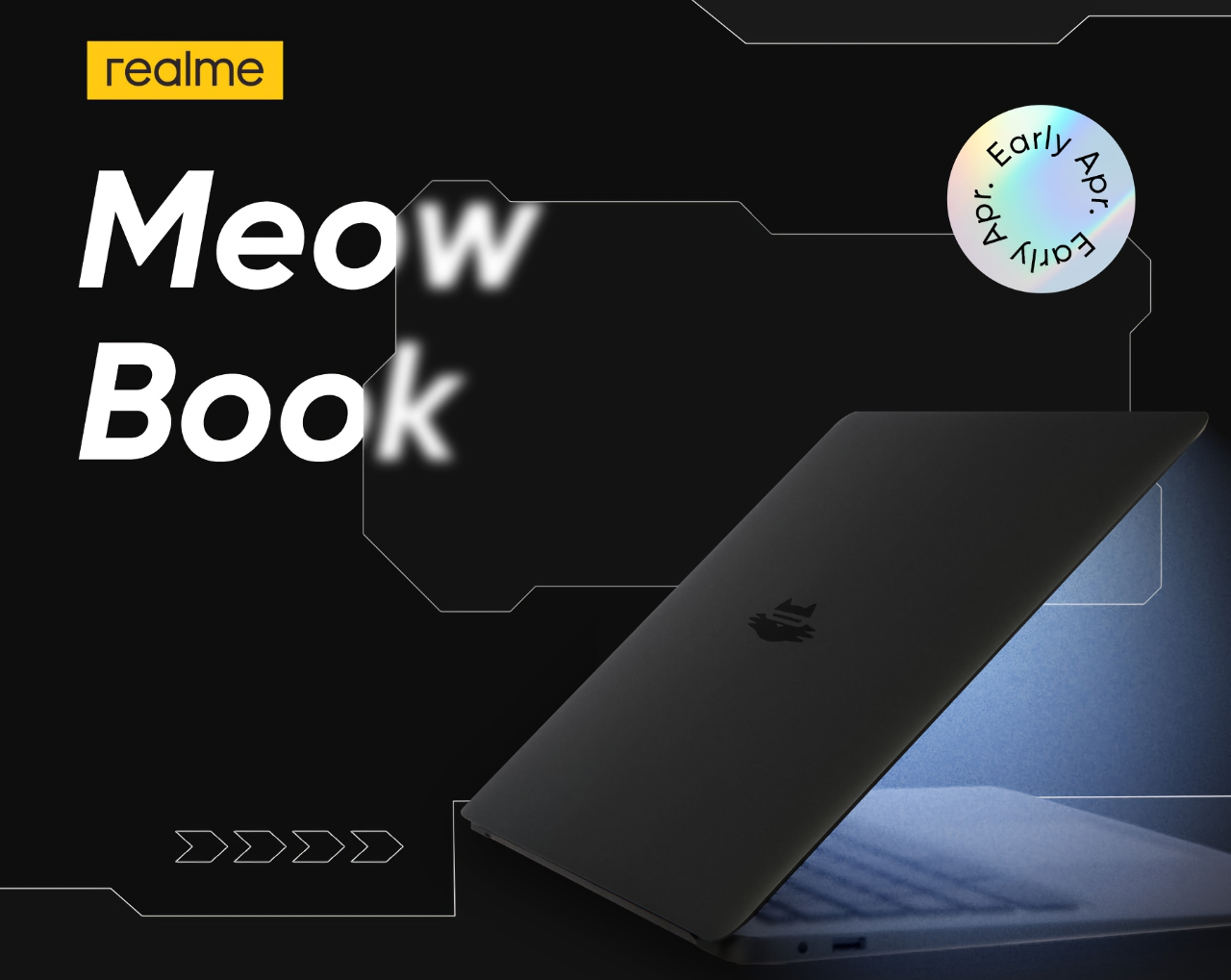 Realme намекнула на разработку фирменного ноутбука
