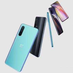 Смартфон OnePlus Nord CE с AMOLED 90 Гц, Snapdragon 750G, до 12+256 ГБ, NFC стоит от €329