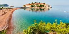 До 31 октября пребывание в Черногории - до 90 дней без виз