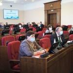 В краевой Думе на публичных слушаниях обсудили исполнение бюджета Ставрополья за 2020 год