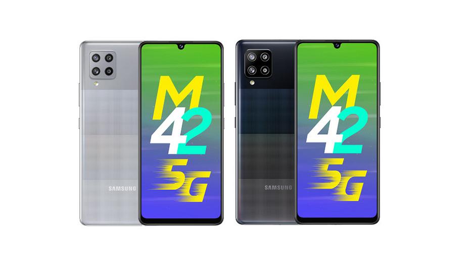 И еще один доступный 'монстр автономности': Samsung представила Galaxy M42 5G