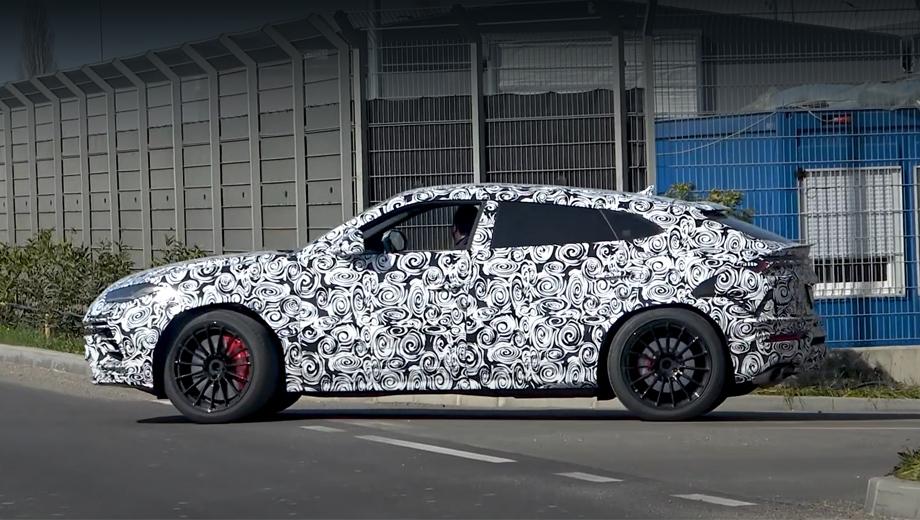 Lamborghini Urus Evo дебютирует до конца года