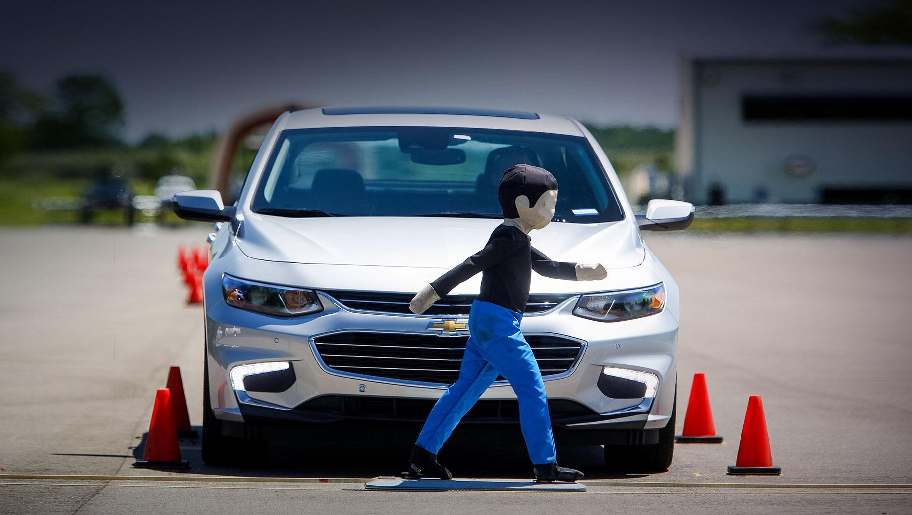 Бренд Periscope обозначил подход GM к безопасности