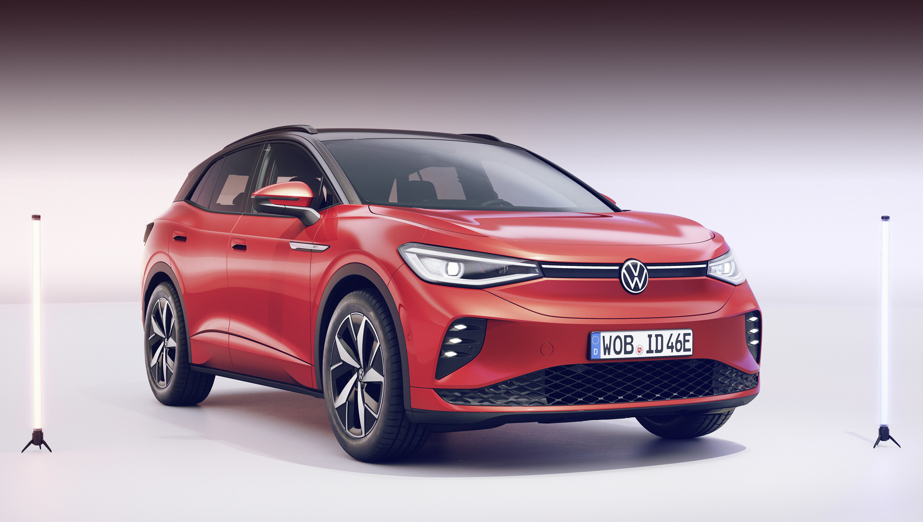 Кроссовер Volkswagen ID.4 GTX выделился полным приводом