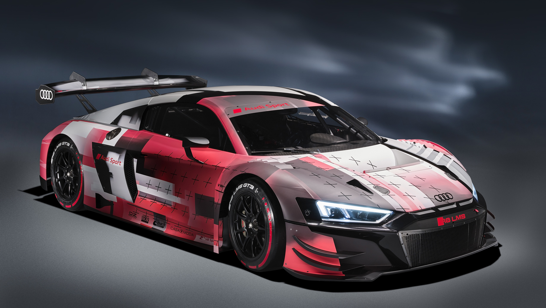 Audi R8 LMS GT3 Evo II привлечёт клиентов широтой настроек