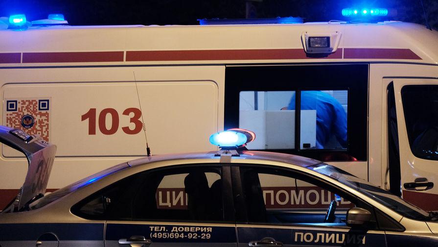 В опрокинувшемся автобусе в Ростовской области находились граждане Украины