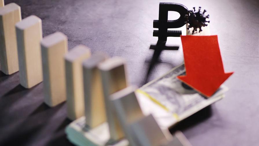 Credit Suisse прогнозирует укрепление рубля до 65-70 рублей за доллар США