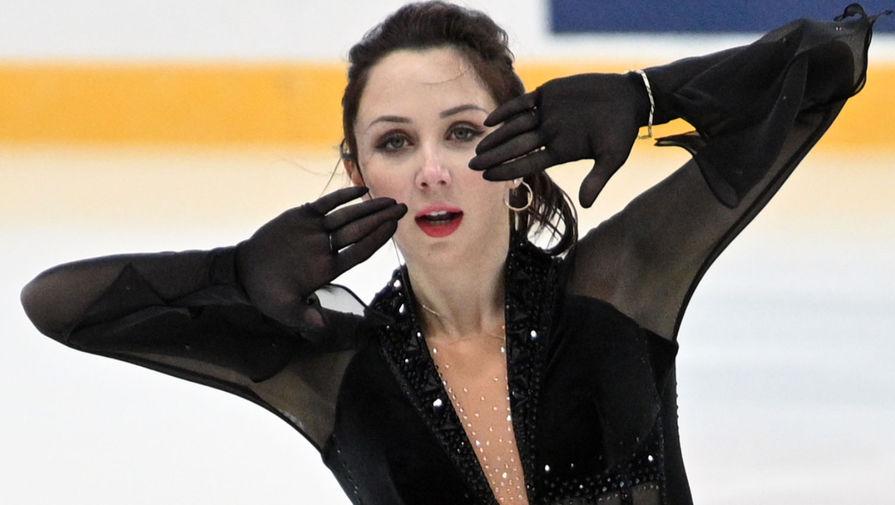 Туктамышева стала победительницей Гран-при России по фигурному катанию