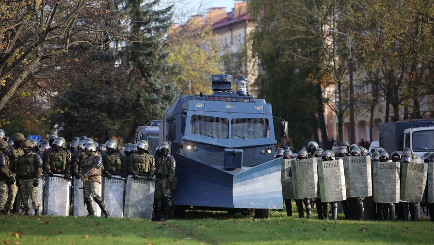 В Минске в преддверии акции протеста закрыли 10 станций метро