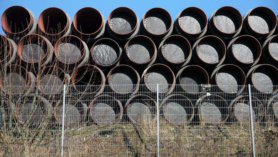 Спикер Рады Украины попросил США продолжить санкции против 'Северного потока — 2'