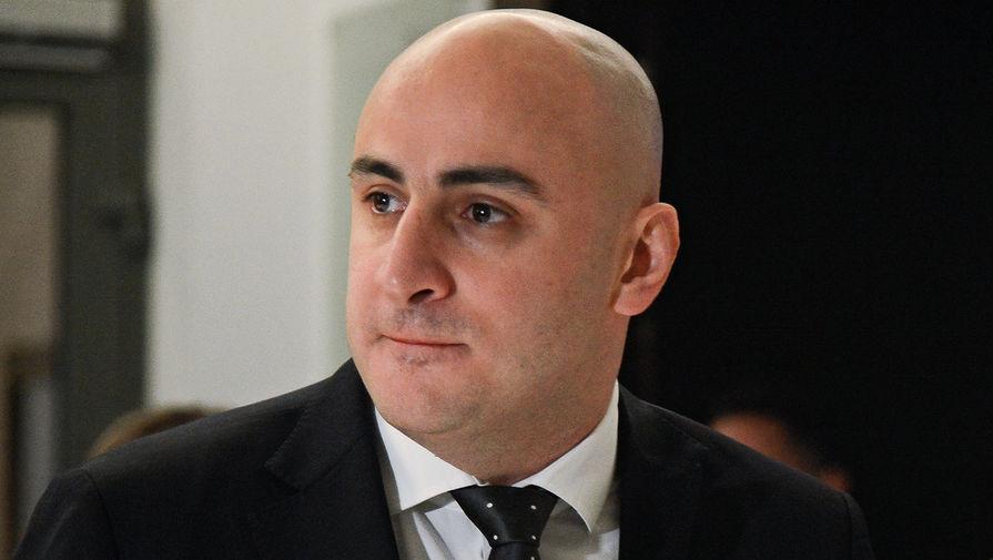 Председатель партии Саакашвили задержан в Грузии