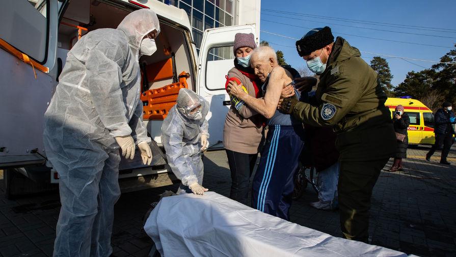 В Челябинской области почти устранили подтопление в новой больнице