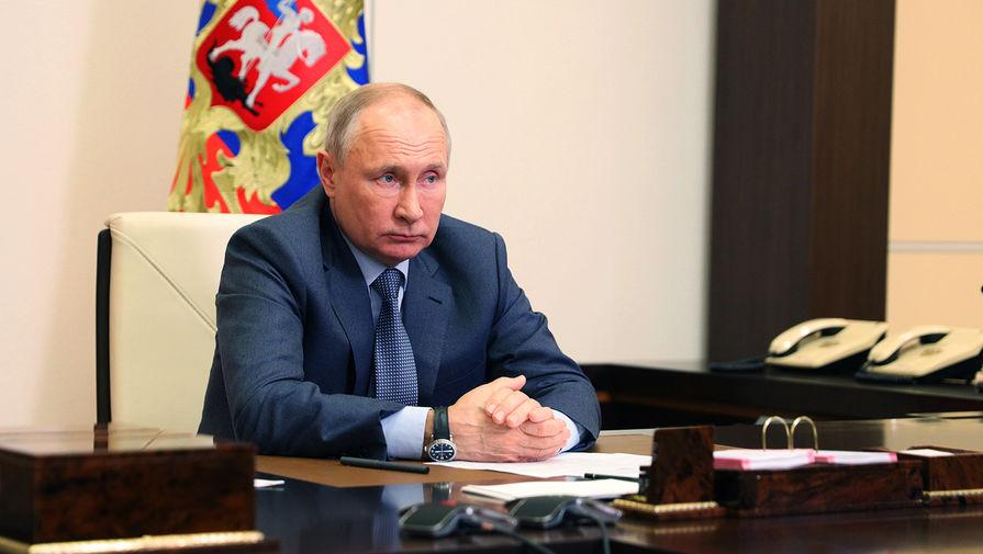 Путин подписал закон о десятикратном увеличении штрафов за разглашение персональных данных