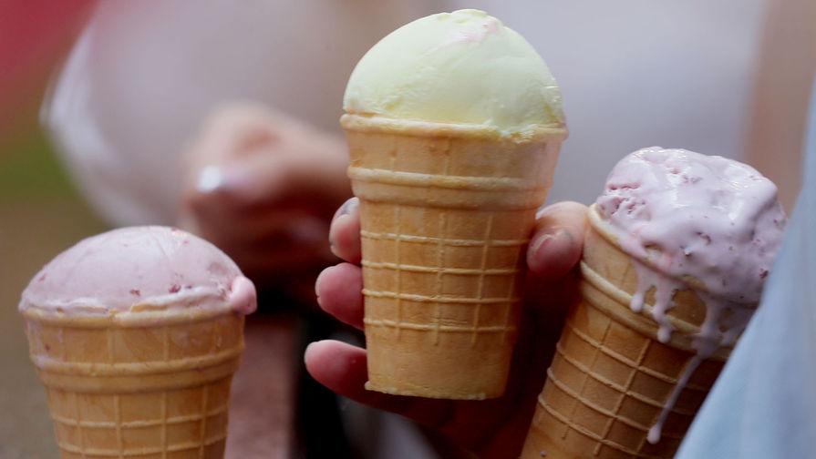 Россияне могут побить десятилетний рекорд по объему съеденного мороженого