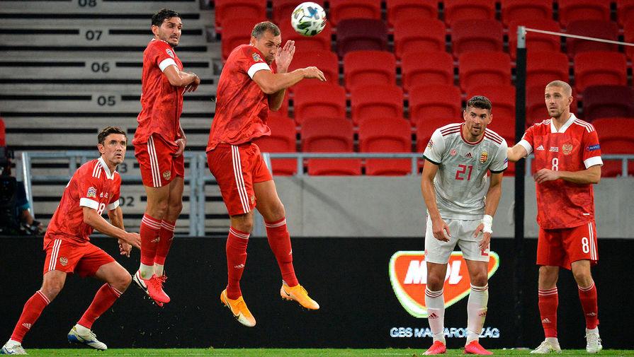 Сборная России поднялась на шесть строчек в рейтинге ФИФА