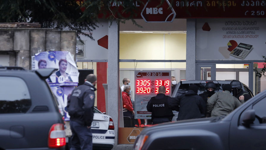 Мужчина, накануне захвативший заложников в Тбилиси, извинился за свой поступок