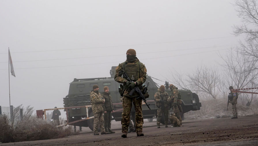 В ДНР заявили о минометном обстреле Донецка