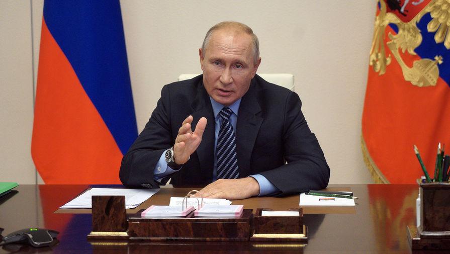 Путин назвал эффективным здравоохранение в России