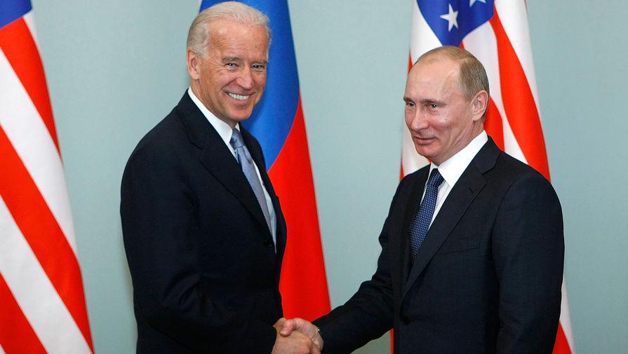 Блинкен считает, что встреча Путина и Байдена была бы полезна обеим странам