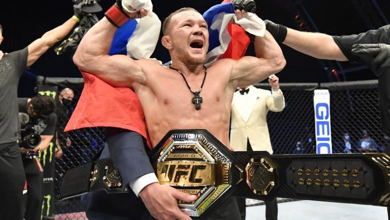 Чемпион UFC Петр Ян заявил о желании провести бой в России