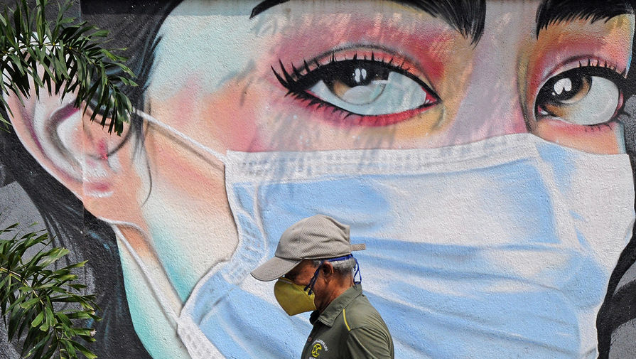 В мире за сутки коронавирусом заразились 641 тысяча человек