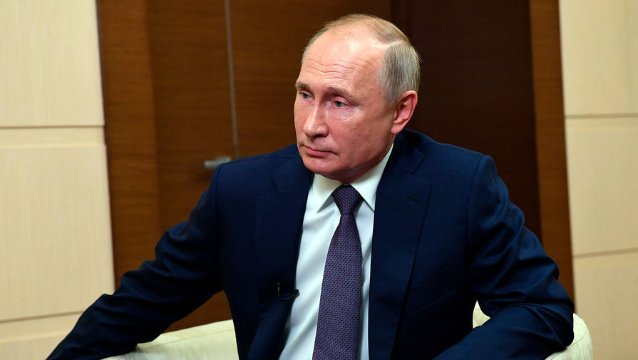 Путин считает главным риском для мира рост безработицы и бедности