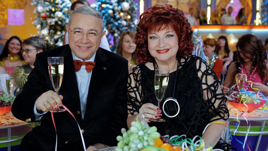 Суд разделил имущество Петросяна и Степаненко