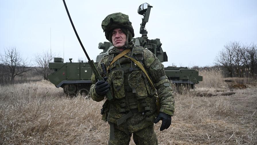 С начала года в России провели уже 1,5 тыс. военных учений