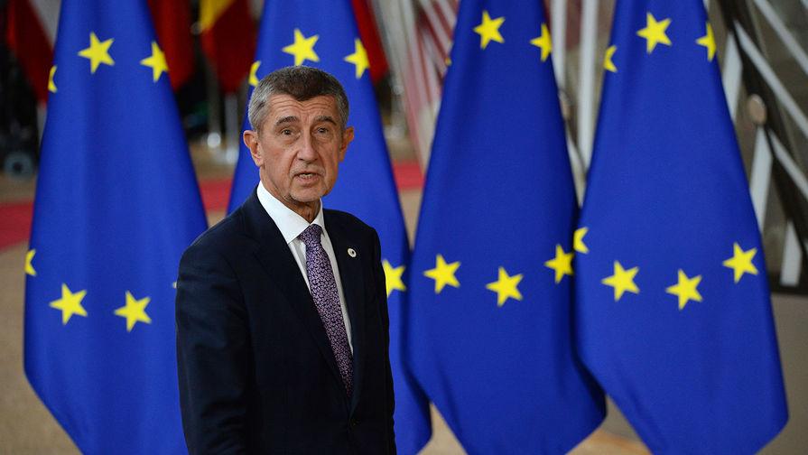 Чехия обвинила ЕС во вмешательстве в дела страны
