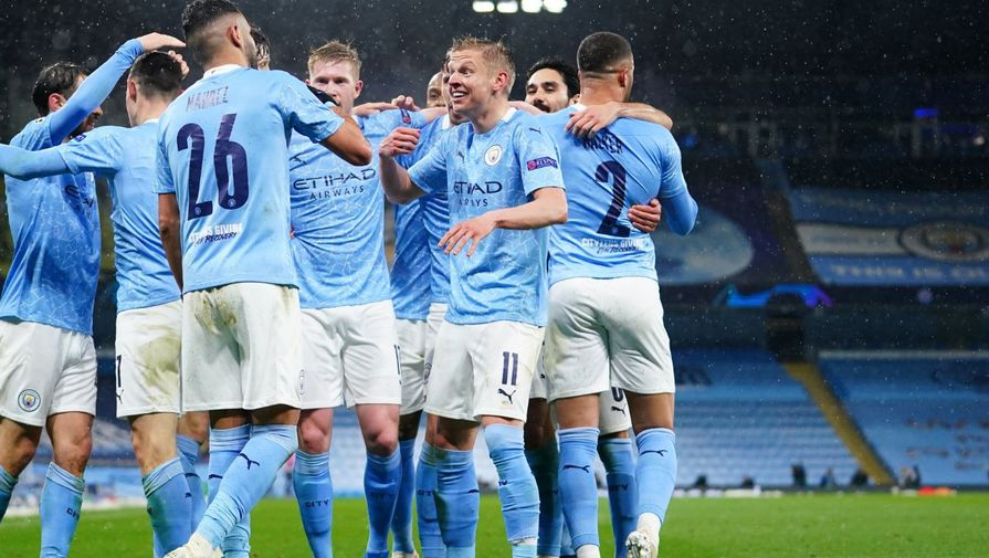 'Ман Сити' покорил два достижения английских клубов в Лиге чемпионов