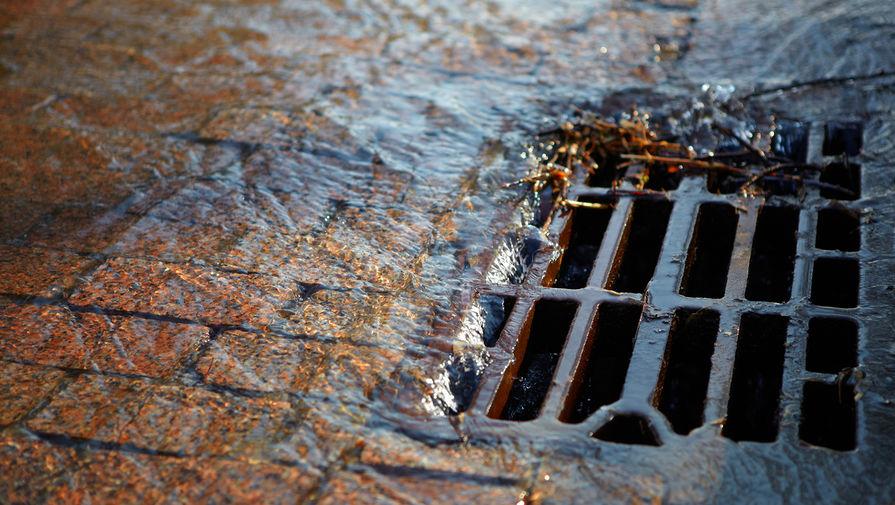 В Иркутске украли 147 чугунных решеток ливневой канализации