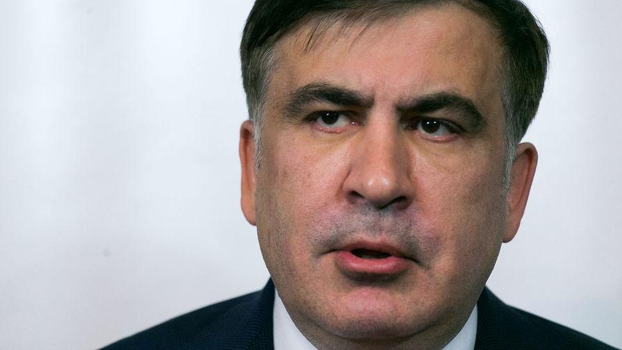 Саакашвили призвал оппозицию в Грузии к наступлению